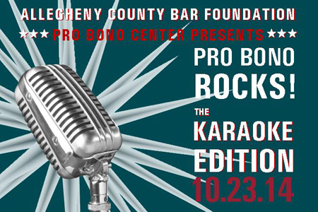Pro Bono Center Rocks 2013